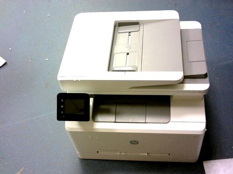 Lot 13285 HP COLOUR LASERJET PRO M283FDW MULTI-FUNCTION PRINTER