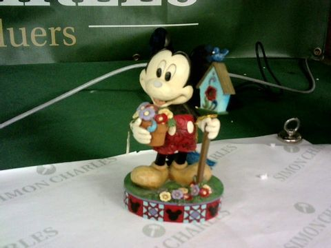 Lot 8299 DISNEY MICKY MOUSE ORNAMENT