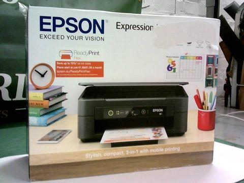 Lot 9265 EPSON EXPRESSION XP-2100 PRINTER
