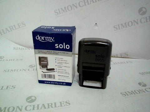 Lot 10534 BOXED DORMY SOLO