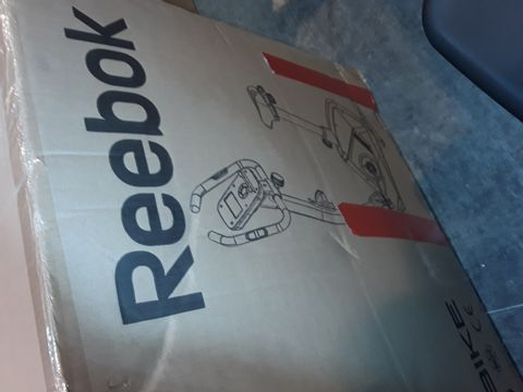Lot 10036 REEBOK ONE GSB SELF POWER EXERCISE BIKE
