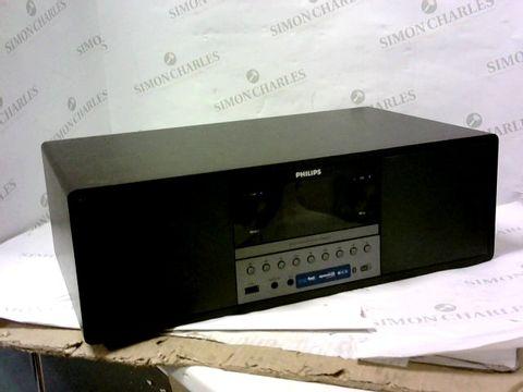 Lot 313 PHILIPS AUDIO M6805/10 MICRO MUSIC SYSTEM