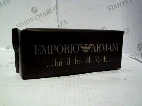 Lot 5089 BRAND NEW AND SEALED EMPORIO ARMANI FOR HIM EDT 100ML