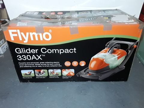 Lot 2480 FLYMO GLIDER COMPACT 330AX LAWNMOWER