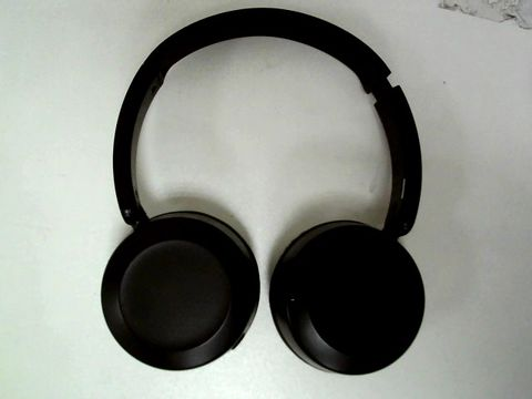 Lot 79 JVC DEEP BASS WIRELESS BLUETOOTH HEADPHONES - BLACK