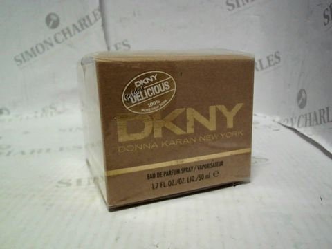 Lot 5099 BRAND NEW AND SEALED DKNY GLDEN DELICIOUD EDP 50ML