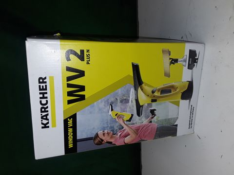 Lot 281 KARCHER WV2 PLUS N WINDOW VAC