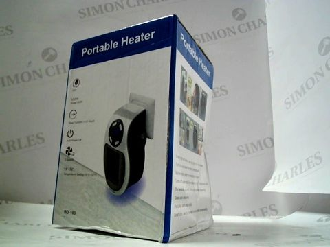 Lot 8451 BOXED PORTABLE HEATER