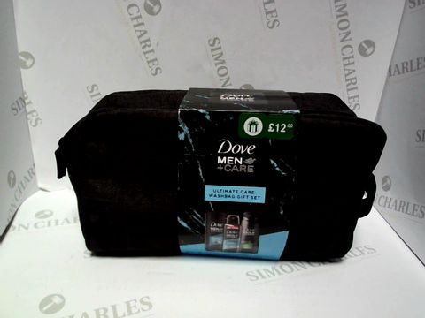 Lot 9167 DOVE MEN ULTIMATE CARE WASHBAG GIFT SET