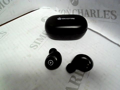 Lot 7033 ENACFIRE E60 TRUE WIRELESS EARBUDS