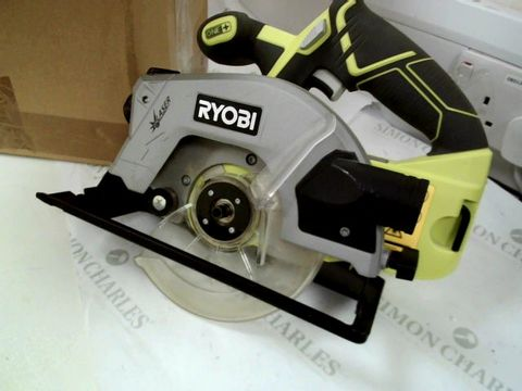 Lot 13444 RYOBI ONE+ 18V CIRCULAR SAW