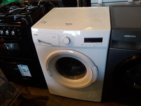 Lot 10053 SWAN WHITE WASHING MACHINE 9KG 1200RPM SW15840W RRP £209.00