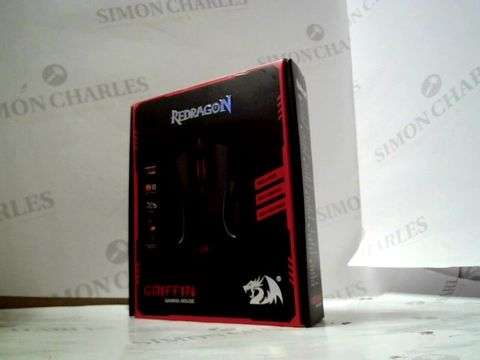 Lot 8070 REDRAGON GRIFFIN GAMING MOUSE