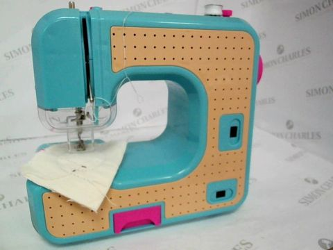 Lot 5046 BARBIE SEWING MACHINE SET RRP £37.99
