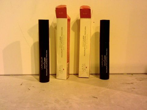 Lot 1512 LAURA GELLER DRAMALASH MAXIMUM VOLUMISING MASCARA DUO 13.5ML