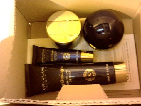Lot 12134 JUDITH WILLIAMS ROYAL COLLAGEN  SKINCARE COLLECTION