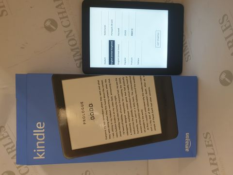 Lot 12 BOXED AMAZON KINDLE PAPWERWHITE E-INK READER