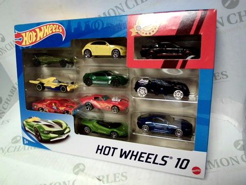 Lot 51 HOT WHEELS 10 ASSORTMENT PACK   3+