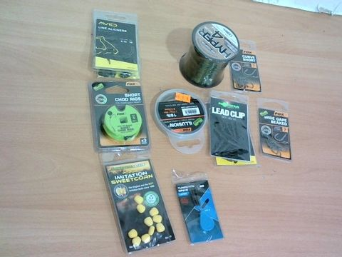 Lot 2311 LOT OF 10 ASSORTED FISHING ITEMS
