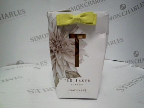 Lot 8141 TED BAKER LONDON - HEAVENLY LIPS