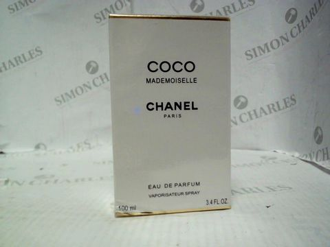 Lot 5018 BRAND NEW AND SEALED CHANEL COCO MADEMOISELLE EDP 100ML