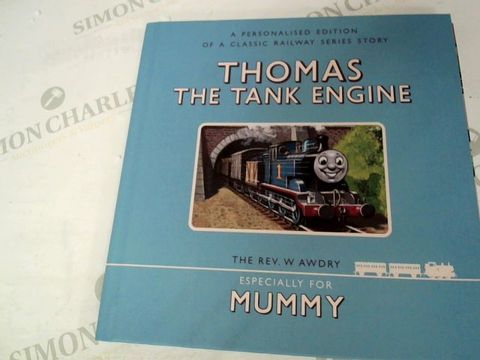 Lot 5065 THOMAS THE TANK ENGINE STORY BOOK RRP £35.99