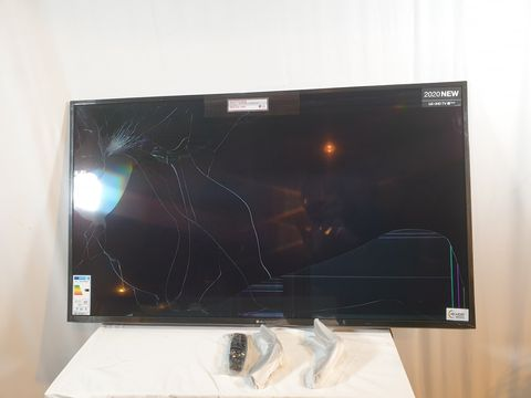 Lot 775 LG THINQ 55UN73 55 INCH 4K UHD SMART TELEVISION