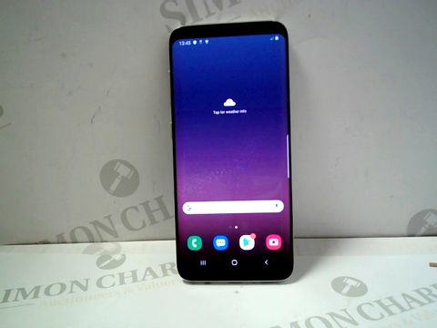 Lot 1024 SAMSUNG GALAXY S8 64GB ANDROID SMARTPHONE