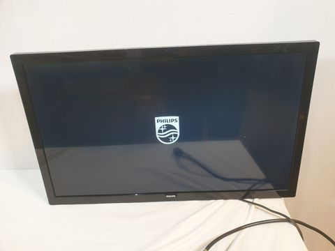Lot 739 PHILIPS 24PFT5505/12 24-INCH FHD LED TV