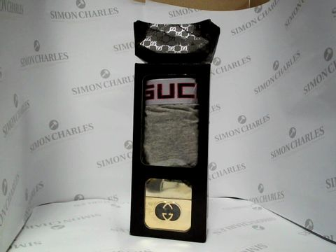 Lot 8089 GUCCI - GIFT SET INCLUDING LADIES UNDERWEAR SET AND GUCCI GUILTY