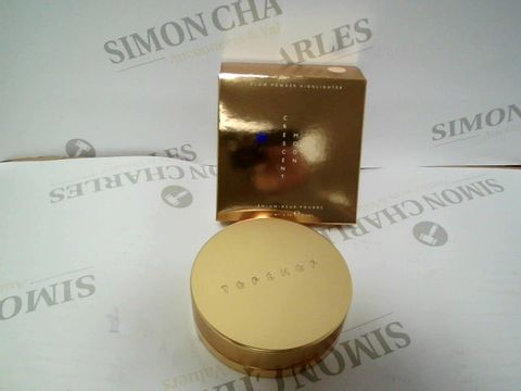 Lot 17504 A BOX OF APPROXIMATELY 40 BRAND NEW CRESENT MOON POWDER HIGHLIGHTER