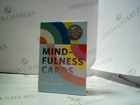 Lot 7030 MINDFULNESS CARDS