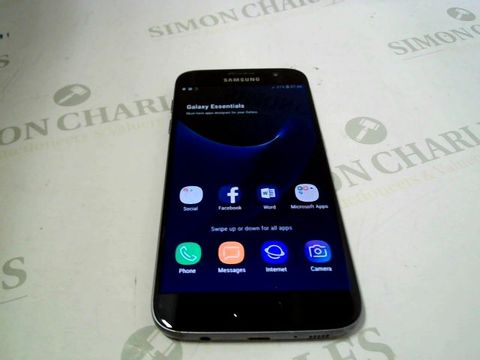 Lot 7335 SAMSUNG GALAXY S7 32GB ANDROID SMARTPHONE