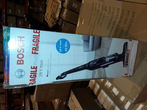 Lot 8242 BOSCH CORDLESS VACUUM CLEANER