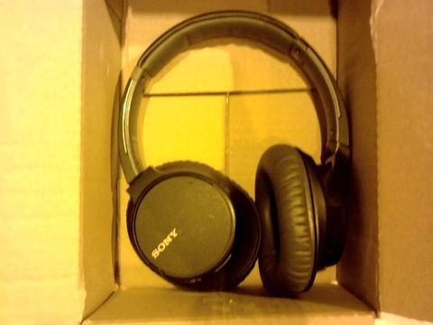 Lot 11614 SONY WIRELESS STEREO HEADSET - WH-CH700N