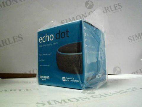 Lot 8049 AMAZON ECHO DOT