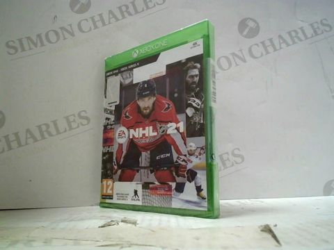 Lot 29 NHL 21 XBOX ONE GAME
