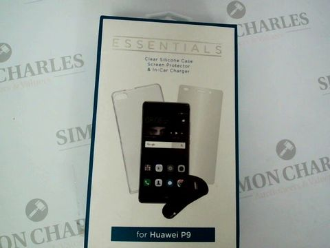 Lot 2413 BRAND NEW BOXED ESSENTIALS PHONE COVER FOR HUAWEI P9
