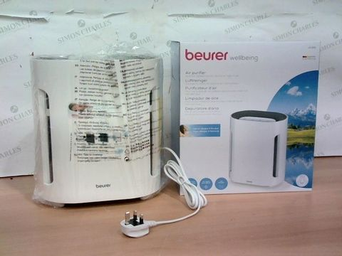 Lot 2285 BEURER WELLBEING AIR PURIFIER