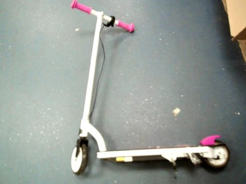 Lot 5235 EVO 6V ELECTRIC SCOOTER - PINK RRP £114.99