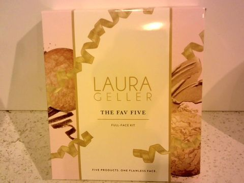 Lot 16442 Laura Geller Fav Five Collection