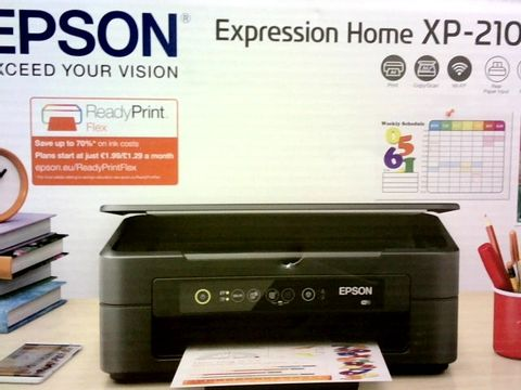 Lot 494 EPSON EXPRESSION HOME XP-2100 PRINTER - 3IN1 WITH MOBILE PRINTING
