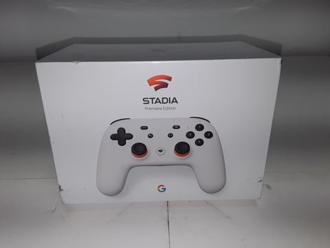 Lot 205 SEALED STADIA PREMIERE EDITION CONTROLLER