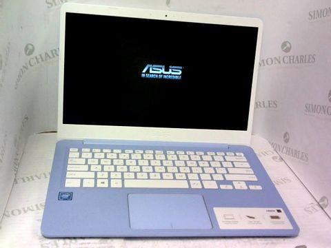 Lot 950 ASUS E406MA 14 INCH HD NANOEDGE DISPLAY LAPTOP