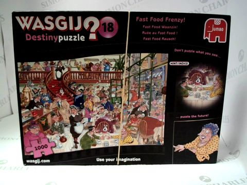Lot 114 WASGIJ? DESTINY PUZZLE