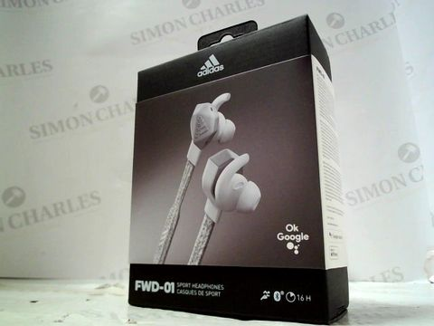Lot 138 ADIDAS FWD-01 SPORTS HEADPHONES