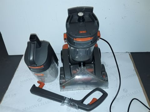 Lot 9122 VAX DUAL POWER CARPET CLEANER, 2.7 LITRE