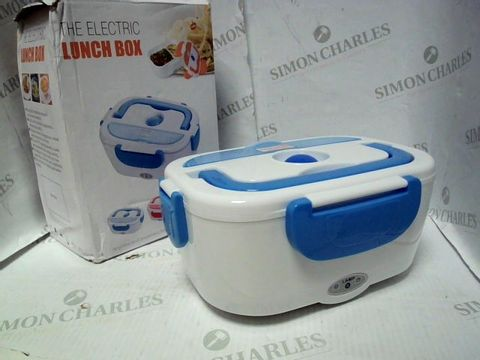 Lot 1005 THE ELECTRIC LUNCH BOX YY-3166