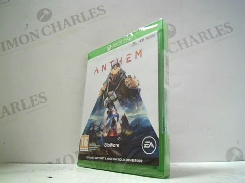 Lot 3038 ANTHEM XBOX ONE GAME
