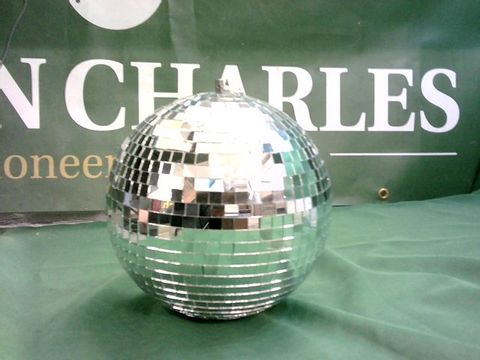 Lot 1068 DISCO BALL